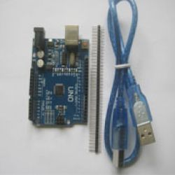 Arduino Uno R3 chíp dán