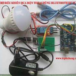 Bộ điều khiển từ xa bằng Bluetooth
