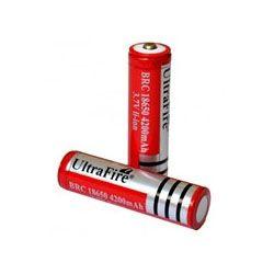 PIN UltraFire 3.7v 4.2a